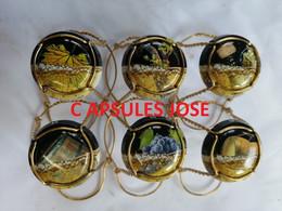 Série De 6 Capsules De Champagne GENERIQUE (Effervescence) - Collections