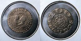 PORTUGAL 100 ESCUDOS 1999 Km#722.1 UNC (G#17-98) - Portugal