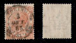 Regno - Vittorio Emanuele II - 1863 - 2 Lire De La Rue (L22) - Torino 3.10.65 (1000) - Non Classificati