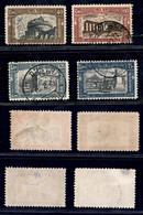 Regno - Vittorio Emanuele III - 1926 - Milizia I (206/209) - Serie Completa - Usata (550) - Non Classificati