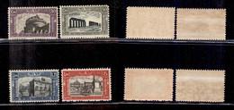 Regno - Vittorio Emanuele III - 1928 - Milizia (220/223) - Serie Completa - Gomma Integra - 2 Valori (220 + 222) Con Con - Non Classificati