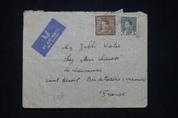 IRAQ - Enveloppe De Bagdad Pour La France Par Avion En 1939 -  L 96469 - Iraq