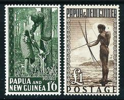 Papúa Nueva Guinea Nº 11-15 Cat.112€ - Papúa Nueva Guinea