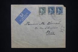 IRAQ - Enveloppe De Bagdad Pour Paris Par Avion En 1939 -  L 96470 - Iraq