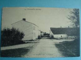 17 - CHAMBON - Bourg - 1919 - Otros Municipios
