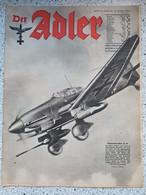 Tijdschrift Der Adler 2de Wereldoorlog - 5. World Wars