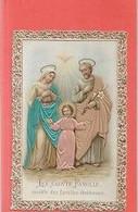 21 04 I // SAINTE FAMILLE      Met Relief - Religione & Esoterismo