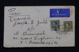 IRAQ - Enveloppe De Bagdad Pour La France Par Avion En 1939 - L 96508 - Iraq