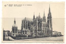 Belgica, Ostende, La Cathédrale - Oostende