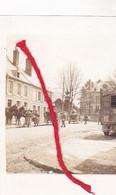 ( 02 ) - Sissonne Strasse Photo Allemande 1° Guerre - Sissonne