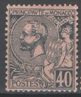 Monaco 1891 Unif. 17 **/MNH VF/F - Ongebruikt