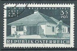Autriche YT N°940 Journée Du Timbre 1961 Oblitéré ° - 1961-70 Used
