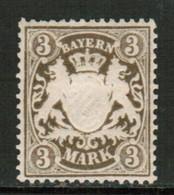 BAVARIA  Scott # 76* VF MINT LH (STAMP SCAN #765) - Bavaria
