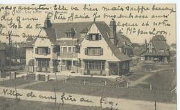 De Haan - Coq S/Mer - Villa T. Zonnehuis - 1940 - De Haan
