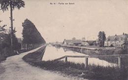 ( 02 ) - Chavignon Partie Am Kanal  Carte  Allemande 1° Guerre - Other Municipalities