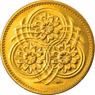 Monnaie, Guyana, 5 Cents, 1991, SPL, Nickel-brass, KM:32 - Guyana