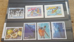 LOT541190 TIMBRE DE COLONIE  POLYNESIE NEUF** LUXE - Lots & Serien