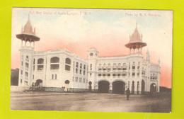 Kuala Lumpur Railway Station Rail Way Railway Station !! M.S. Nakajima Malay Malaya Malaisie - Malaysia