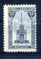 1919 BELGIO SET * N.164 - Neufs
