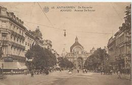 Antwerpen - Anvers - De Keyserlei - Avenue De Keyser - Albert No 68 - 1925 - Antwerpen