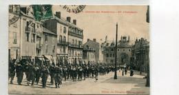 LIMOGES   CASERNE  DES BENEDICTINS   63 Eme D Infanterie Anime - Limoges