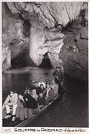 Photo Souvenir Dordogne Padirac Gouffre De Padirac Le Lac De La Pluie Photo Cinemaphot Toulouse Réf 4538 - Luoghi