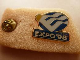 MOOIE PIN  EXPO  ' 98  LISBOA - Andere