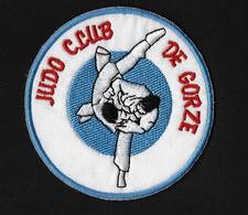 Gorze Moselle Judo Club  écusson Tissu Brodé - Patch Badge - Blazoenen (textiel)