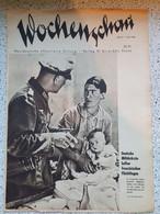 Tijdschrift Wochenschau 2de Wereldoorlog Illustrierte Zeitung Essen - 5. World Wars