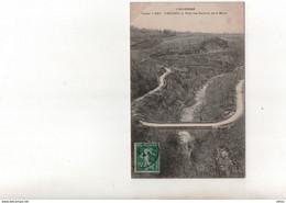 Viescamp En 1909...Le Pont Des Rochers De La Marie..Voir Scan - Otros Municipios