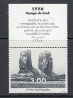 TAAF 2001 L'Arche Des Kerguelen 1v ** Mnh (51770D) - Nuevos