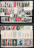 Année Complète 1957 N** Luxe YV 1091 à 1141 , Cote 111 Euros - 1950-1959