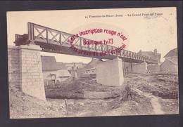 S0349 - FONCINE Le HAUT Le Grand Pont Du Tram - Jura - Altri Comuni
