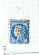 Variété Suarnet N°44 - 1871-1875 Ceres