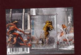Feuillet  N° 4440 De  2010 - Neuf ** - Bassin D'Apollon Parc Du Château De Versailles  - Fête Du Timbre  2010 - 2 Scann - Sin Clasificación