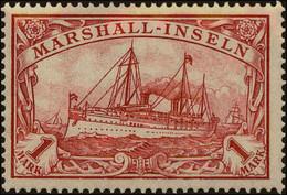 Marshall Islands Scott #22, 1901, Never Hinged - Kolonie: Marshall-Inseln