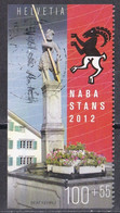 Schweiz 2012 - Mi.Nr. 2259 (aus Block 49) - Gestempelt Used - Used Stamps