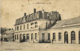 LONGWY BAS La Gare Recto Verso - Longwy