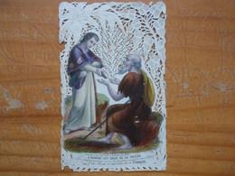 Image Religieuse - CANIVET Le Partage Du Pain - Santini