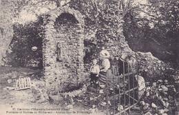 CPA 18 @ HENRICHEMONT - Fontaine Et Ruine De Michavant En 1920 - Ancien Lieu De Pélerinage @ Edition E. Maquaire N° 37 - Henrichemont
