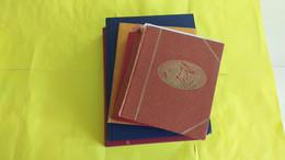 Lot N° TH 444 MONDE Un Lot De 5 Classeurs Neufs Xx / X Et Obl. - Sammlungen (im Alben)