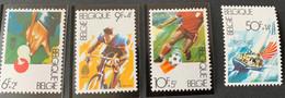 1982 - Filantropische Uitgifte, Sporten  - Postfris/Mint - Unused Stamps