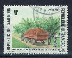 Cameroun, 70f, Agriculture, 1986, Obl, TB - Kamerun (1960-...)