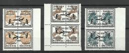 RUSSLAND RUSSIA 1993 DIKSON Island Postage OPT Fantasy MNH - Abarten & Kuriositäten