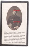 Oorlog Guerre Baziel Martens Drongen Soldaat  3 Lanciers Gesneuveld Te Diksmuide Kmpaal 17 Tranchée Eclusette Okt 1917 - Devotieprenten
