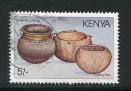 KENYA- Y&T N°444- Oblitéré - Kenya (1963-...)