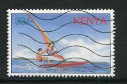 KENYA- Y&T N°700- Oblitéré - Kenya (1963-...)