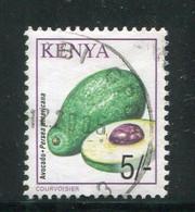 KENYA- Y&T N°730- Oblitéré - Kenya (1963-...)