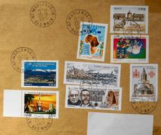France > Marcophilie (Lettres) > Lettre RC 2015 - Affranchissement Divers -TBE - 1961-....