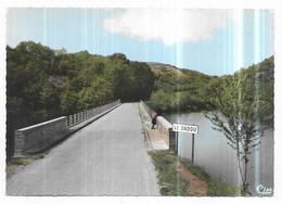 Teillet Barrage De Rassisse Le Pont Sur Le Dadou - Otros Municipios